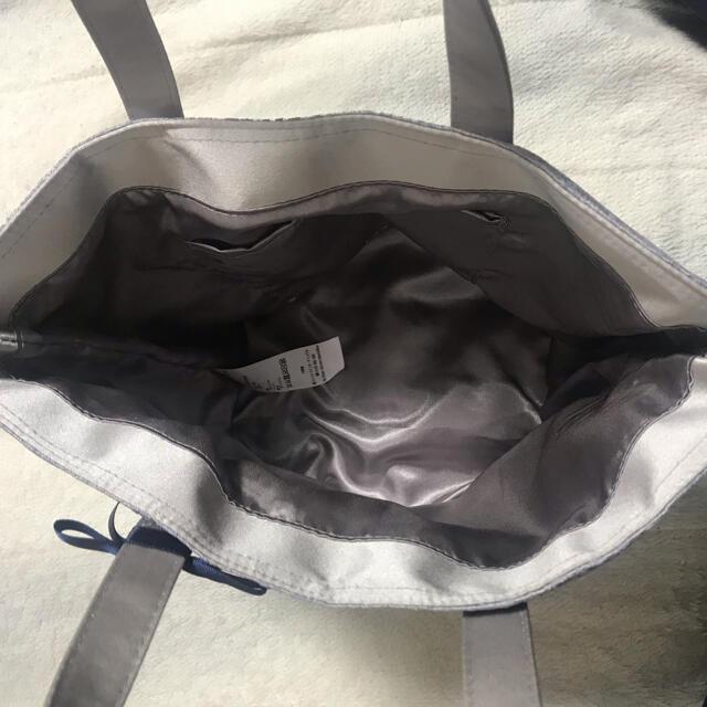 Maison de FLEUR(メゾンドフルール)のレア商品!メゾンドフルール レーストートバッグ レディースのバッグ(トートバッグ)の商品写真