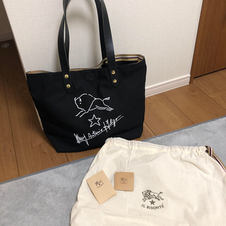 IL BISONTE - イルビゾンテ トートバッグ 新品