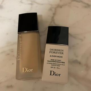 Dior - ディオール スキンフォーエバー セット