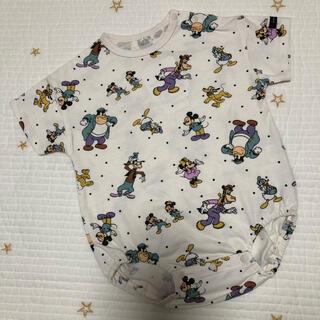 futafuta - futafuta ディズニーフレンズ ロンパース 80cm
