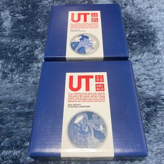 ユニクロ(UNIQLO)の江戸浮世絵 UT  UNIQLO ユニクロ マメザラ 皿(食器)