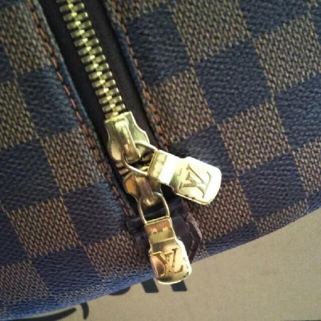 LOUIS VUITTON(ルイヴィトン)の限定値下げ ルイヴィトン ダミエ ハンドバッグ レディースのバッグ(ハンドバッグ)の商品写真