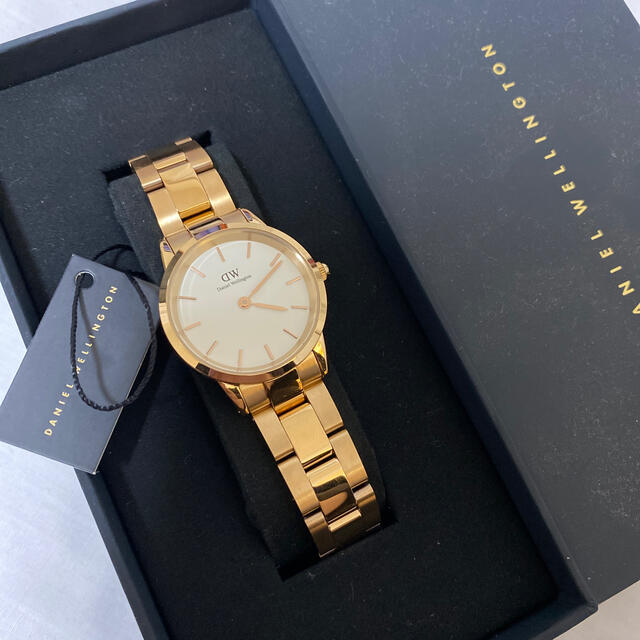 Daniel Wellington(ダニエルウェリントン)のダニエルウェリントン ICONIC LINK メンズの時計(腕時計(アナログ))の商品写真