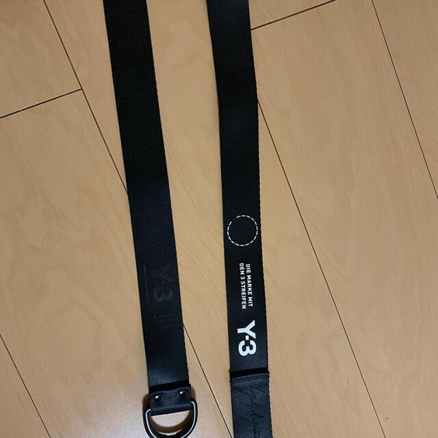 Y-3(ワイスリー)のY-3  ベルト Mサイズ  ワイスリー メンズのファッション小物(ベルト)の商品写真