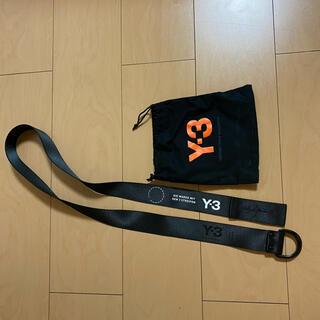 Y-3 - Y-3  ベルト Mサイズ  ワイスリー