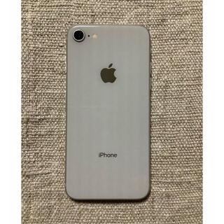 アップル(Apple)のiPhone8 64GB  美品(スマートフォン本体)