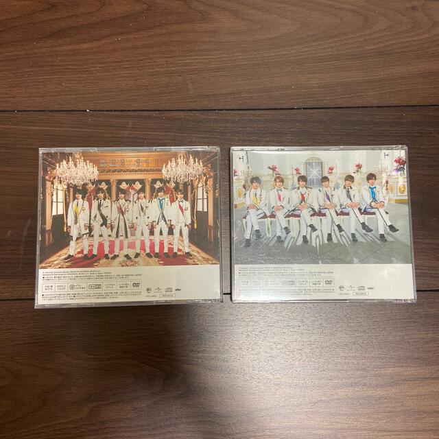 Johnny's(ジャニーズ)のKing & Prince  シンデレラガール エンタメ/ホビーのタレントグッズ(アイドルグッズ)の商品写真
