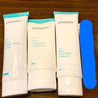 プロアクティブ(proactiv)のプロアクティブ 洗顔、美容液セット(洗顔料)