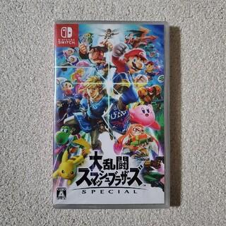 Nintendo Switch - 【新品・未開封】大乱闘スマッシュブラザーズspecial Switch