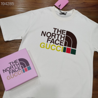 Gucci - GUCCI ×THE NORTH FACE Tシャツ2021