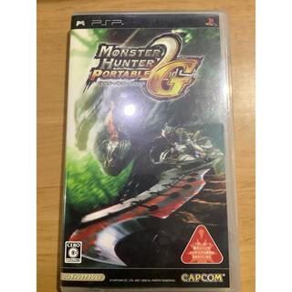 カプコン(CAPCOM)のモンスターハンターポータブル 2nd G PSP(携帯用ゲームソフト)