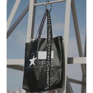 アメリヴィンテージ(Ameri VINTAGE)の新品タグ付き⭐︎AMERI FRAGMENT RAMIDUS TOTE BAG(トートバッグ)