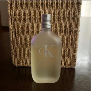 シーケーカルバンクライン(ck Calvin Klein)のカルバンクライン 香水 50ml(香水(男性用))