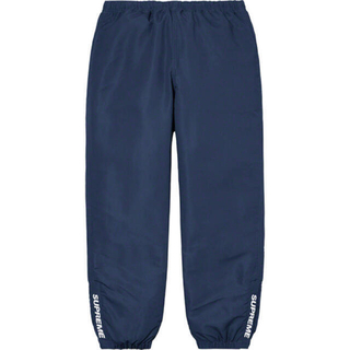 Supreme - 20fw supreme warm up pant s ネイビー