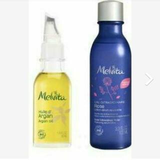 メルヴィータ(Melvita)の【未使用】メルヴィータ アルガンオイル セット(化粧水/ローション)