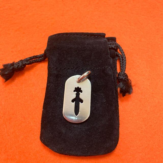 Chrome Hearts(クロムハーツ)の本物!美品‼︎クロムハーツ ドッグタグ ウォレット 財布 メンズのアクセサリー(ネックレス)の商品写真