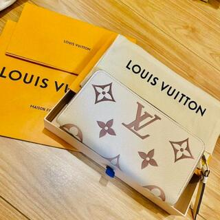 LOUIS VUITTON - LOUIS VUITTON 新品 2021 ジッピーウォレット