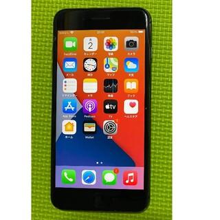 Apple - iPhone 8 plus ブラック 64GB SIMフリー