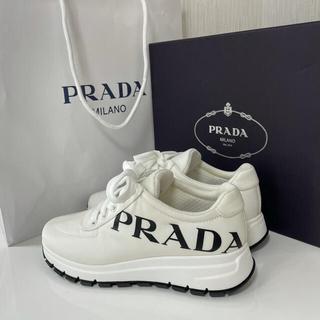 PRADA - PRADAスニーカー新品未使用品
