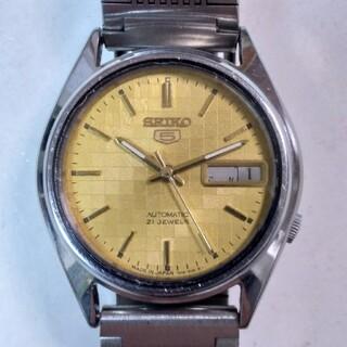 SEIKO - セイコー5自動巻き腕時計 ジャンク