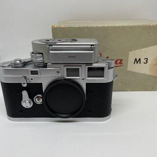 ライカ(LEICA)のライカM3 ボディ ダブルストローク 美品(フィルムカメラ)