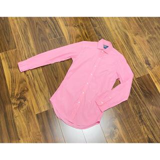 ポロラルフローレン(POLO RALPH LAUREN)のラルフローレン ラルフ ドレスシャツ Yシャツ スリムフィット メンズ ピンク(シャツ)