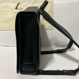 土屋鞄製造所 - 土屋鞄 大人ランドセル002 ブラック