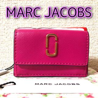 MARC JACOBS - 新品未使用‼️MARC JACOBS 三つ折り財布 折財布