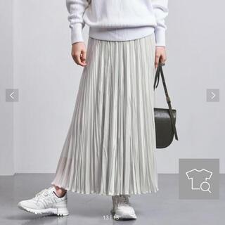 UNITED ARROWS - 美品 UNITEDARROWS ユナイテッドアローズ プリーツスカート