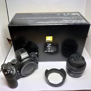 Nikon - ニコン フルサイズミラーレス一眼 Z5 24-50レンズキット