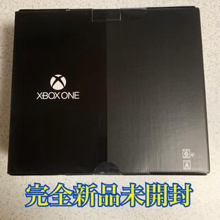 エックスボックス(Xbox)の【激レア 完全新品未開封】XBOX ONE DayOne エディション(家庭用ゲーム機本体)