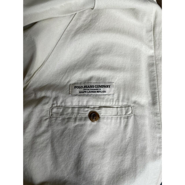 POLO RALPH LAUREN(ポロラルフローレン)のポロジーンズ 一枚袖ステンカラーコート メンズのジャケット/アウター(ステンカラーコート)の商品写真