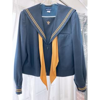 鎌西   制服
