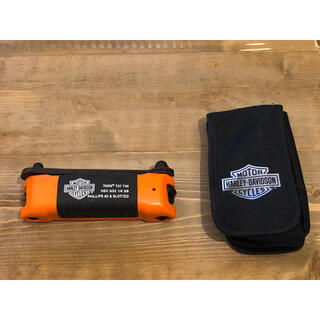 Harley Davidson - ハーレーダビッドソン 車載工具セット