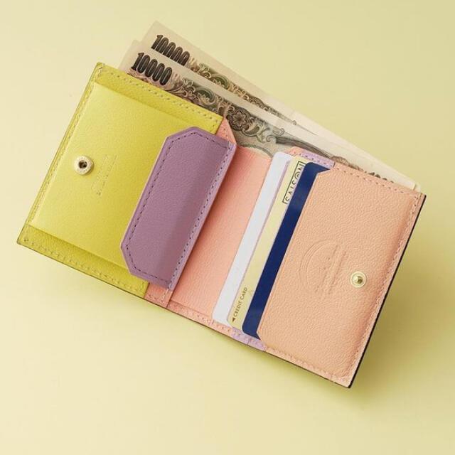 UNITED ARROWS(ユナイテッドアローズ)のココジェラ様専用 ラルコバレーノ 川人未帆さんコラボ 財布 レディースのファッション小物(財布)の商品写真