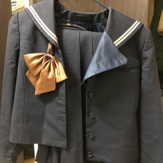 岡山南 紺セーラー、冬スカート