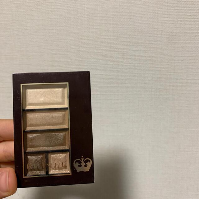 RIMMEL(リンメル)のRIMMEL ショコラスイートアイズ ソフトマット 004 コスメ/美容のベースメイク/化粧品(アイシャドウ)の商品写真