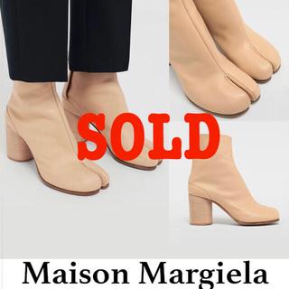 Maison Martin Margiela - 期間限定出品★Maison  Margiela★日本未入荷★マルジェラ足袋ブーツ