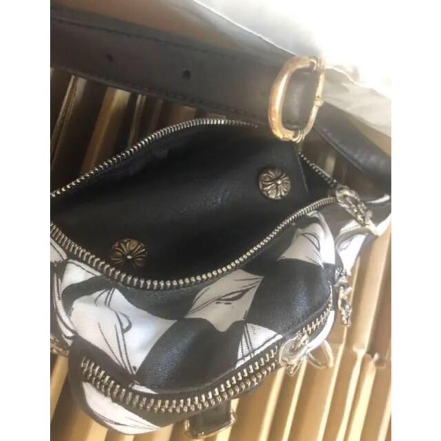 Chrome Hearts(クロムハーツ)のクロムハーツ スナットパック バッグ chrome matty boy ppo メンズのバッグ(ショルダーバッグ)の商品写真