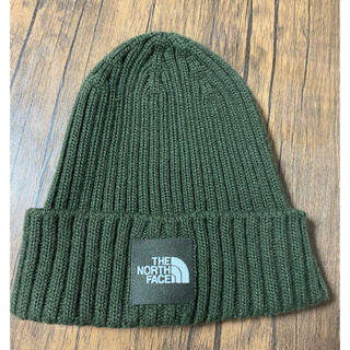 THE NORTH FACE - THE NORTH FACEニット帽
