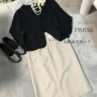 ジェイプレス(J.PRESS)の【S〜M】J PRESS 春夏用ノーカラージャケットフォーマルスーツ(スーツ)