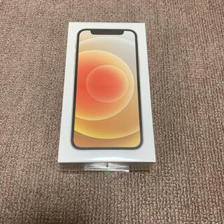 アイフォーン(iPhone)のらっくま様専用 iPhone 12 mini ホワイト 64GB 2台セット(スマートフォン本体)
