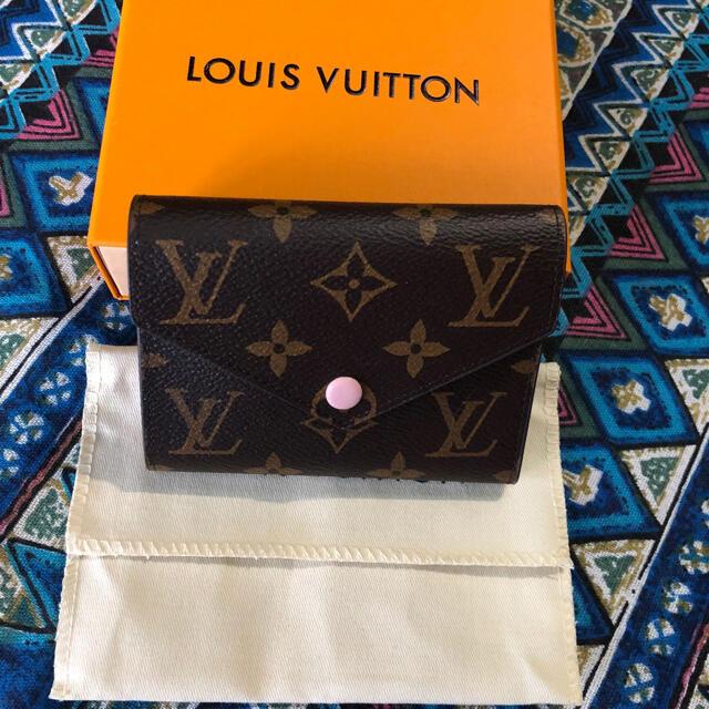 LOUIS VUITTON(ルイヴィトン)のルイヴィトン モノグラム 財布 レディースのファッション小物(財布)の商品写真