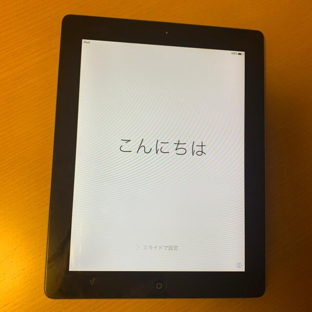 iPad(アイパッド)のiPad2 64G スマホ/家電/カメラのPC/タブレット(タブレット)の商品写真