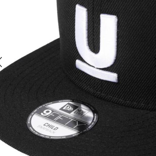 UNDERCOVER(アンダーカバー)のUNDERCOVER  NEW ERA  Kids   Snapback Cap メンズの帽子(キャップ)の商品写真