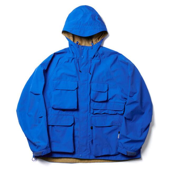 DAIWA(ダイワ)のDaiwa Pier39 マウンテンパーカーM新品 メンズのジャケット/アウター(マウンテンパーカー)の商品写真