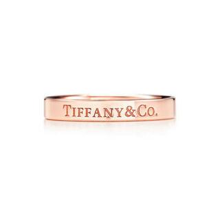 Tiffany & Co. - 【お値下げ中】♡ティファニーリング 18k♡