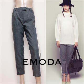 EMODA - EMODA ワイドライン パンツ♡スパイラルガール ムルーア SLY ZARA