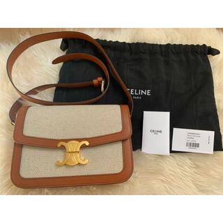 celine - ♡CELINE♡トリオンフ ミディアムショルダーバッグ