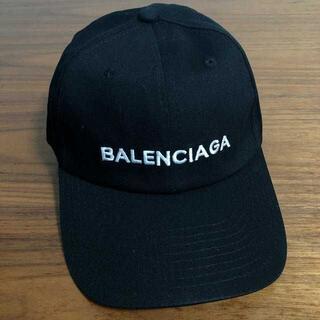 Balenciaga - バレンシアガ 帽子 キャップ ブラック
